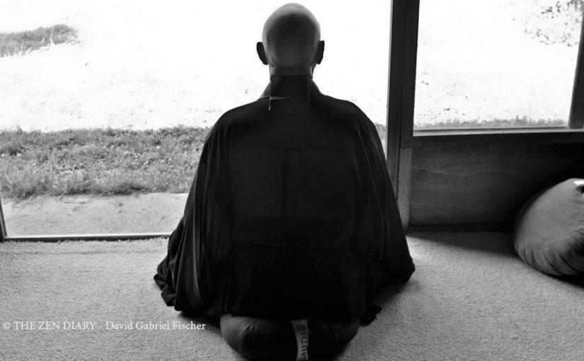 Zenmeditatie: enkel zitten zonder meer
