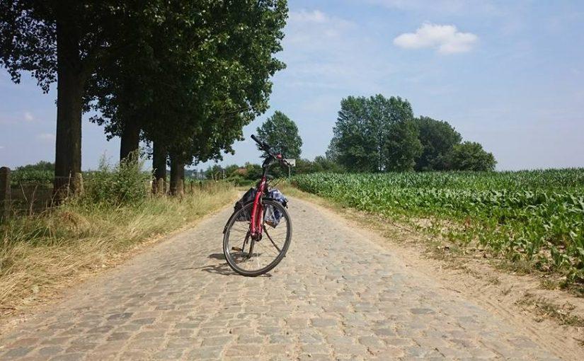 Half mens, half fiets